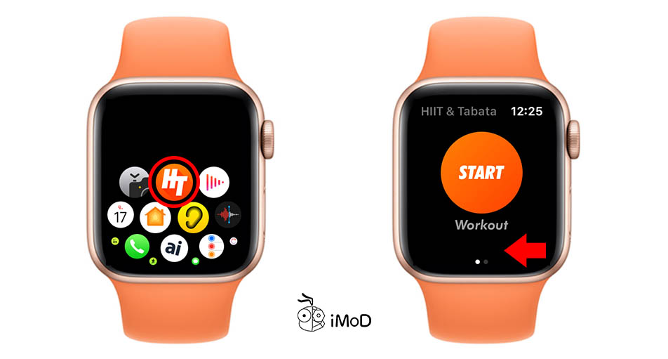 Hiit Exercise With Hiit And Tabata On Apple Watch 1