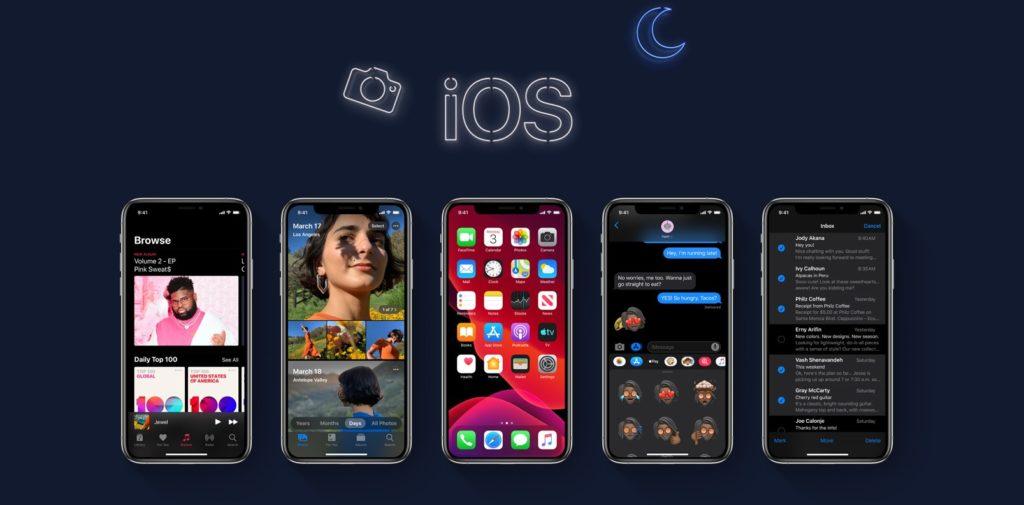 Ios 13 Apple Webpage