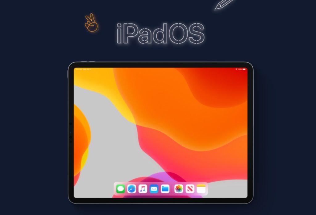 Ipad Os Apple Webpage