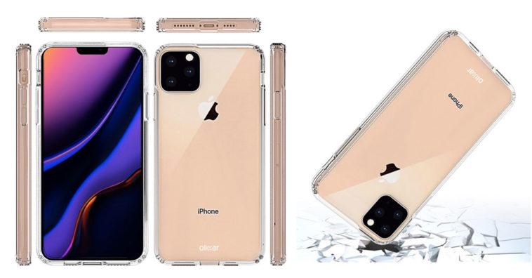 Iphone 11 Max Case Render Olixar