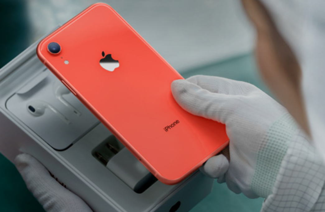 Iphone Xr Production