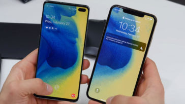 Iphone Xs Galaxy S10