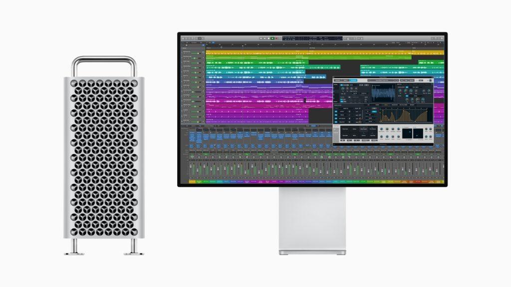 Logic X Pro 10 4 5 Update Support New Mac Pro 1