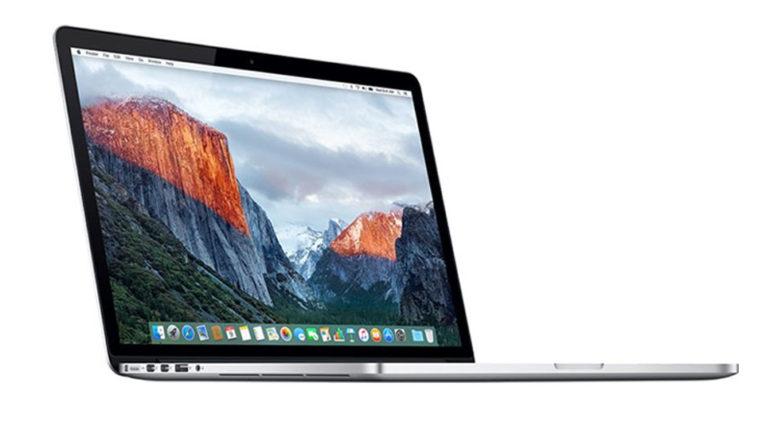 Macbook Pro 15 Inch 2015