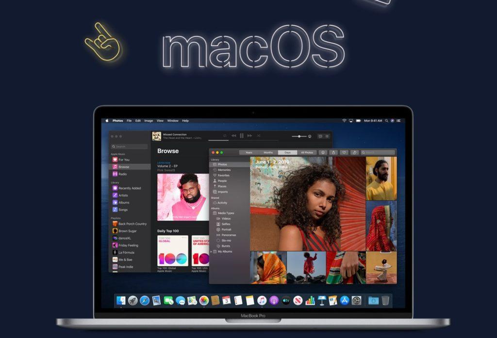 Macos Apple Webpage