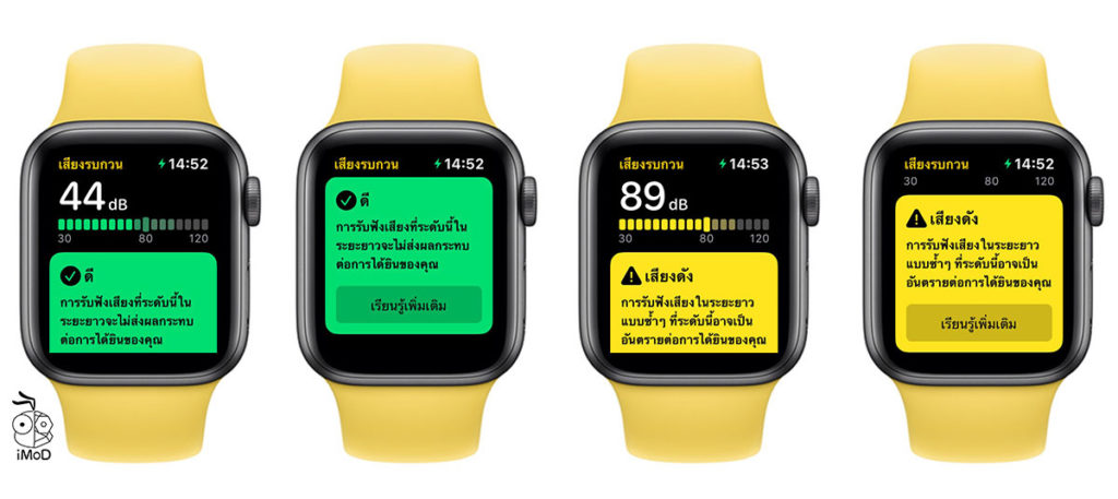 Noise App In Watchos 6 Preview Apple Watch 6