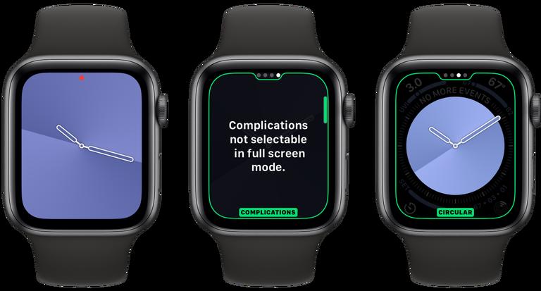 Watchos 6 New Apple Watch Face 2