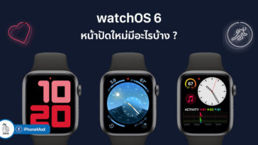Watchos 6 New Apple Watch Face