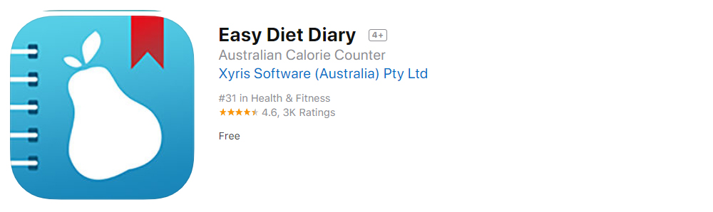 17 Easy Diet Diary