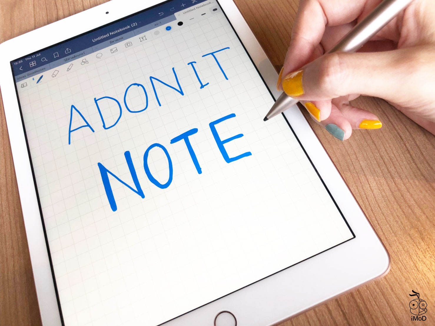 Adonit Note 6
