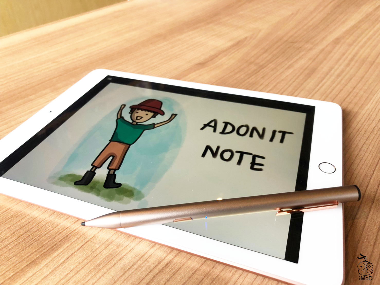 Adonit Note 9