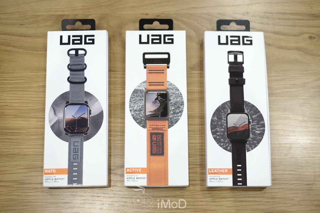 UAG Apple Watch Straps