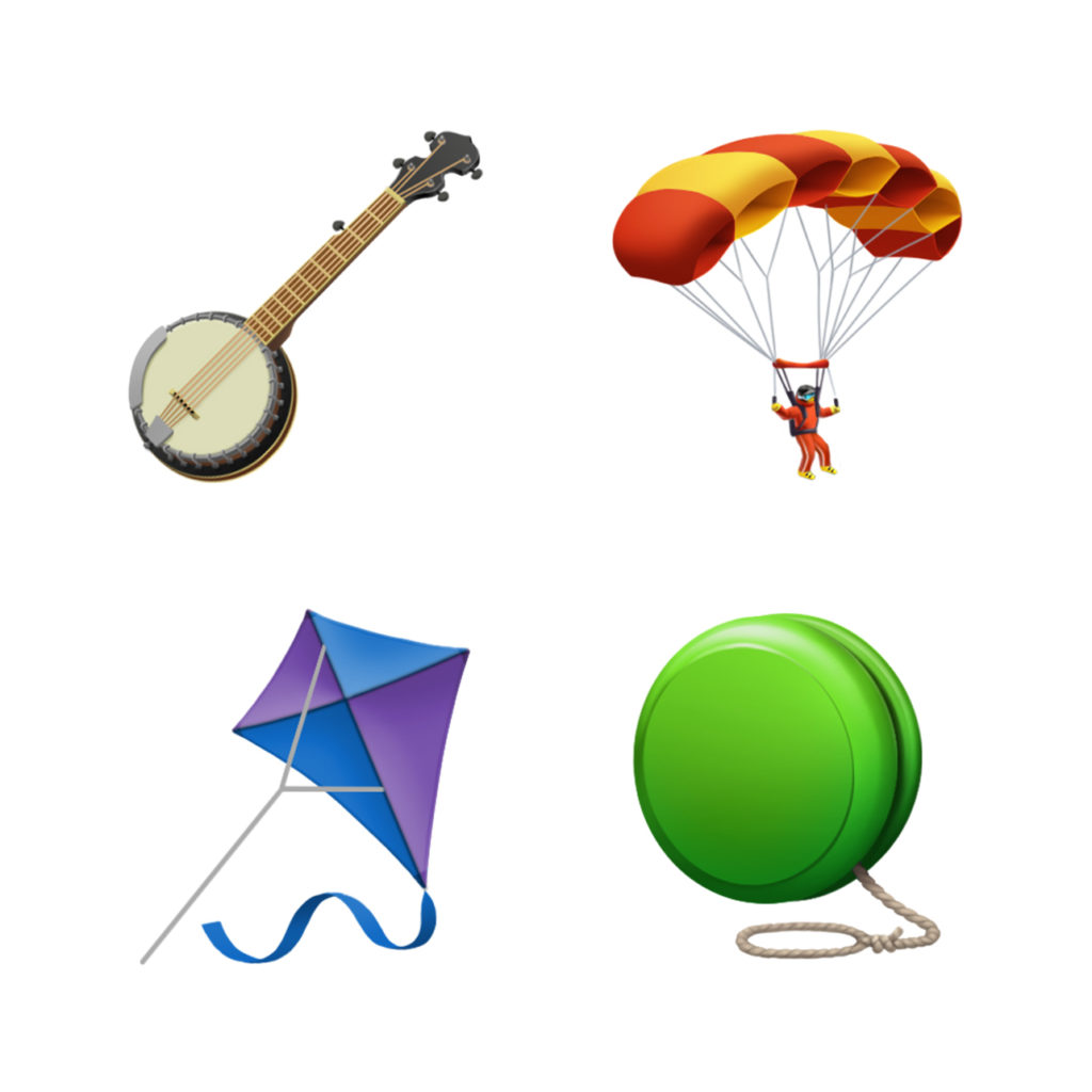 Apple New Emoji 2019 Apple Emoji Day 4