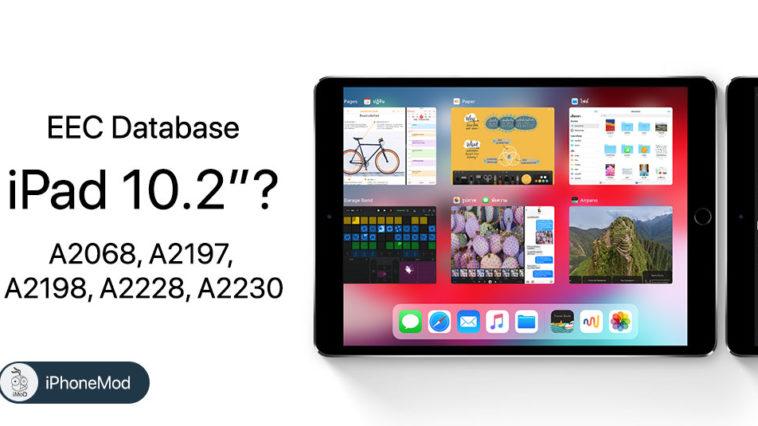 Apple Register New 5 Ipad Model Eec Database 2019