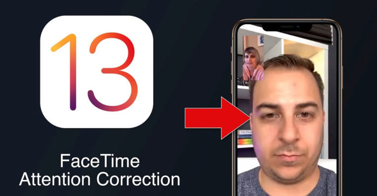 Facetime Attention Correction Ios 13 Beta 3 Used Arkit