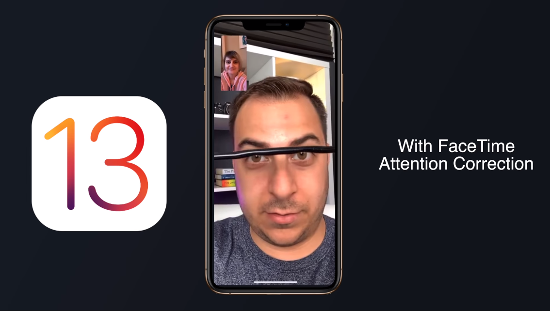 Facetime Attention Correction Ios 13 Beta 3 Used Arkit Img 2