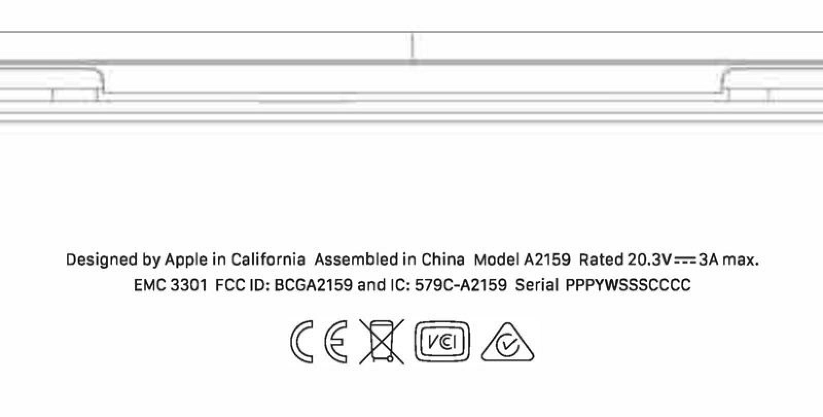 Fcc Approve New Macbook Pro 13 Inch 32gb Ram Option Img 2