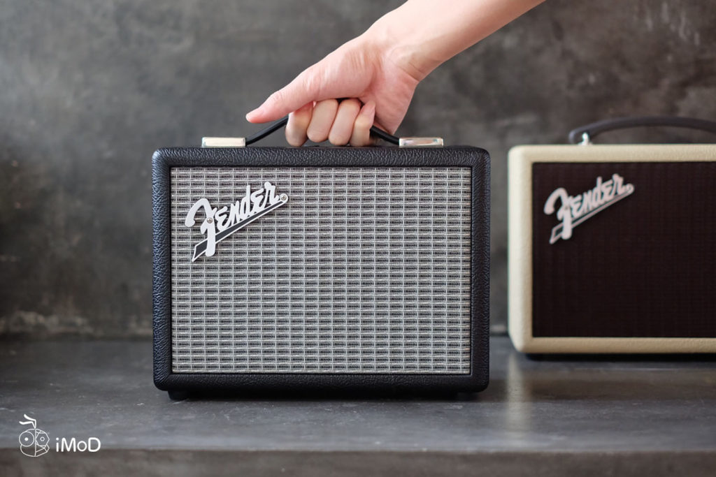 Fender Indio Bluetooth Speaker Review 12