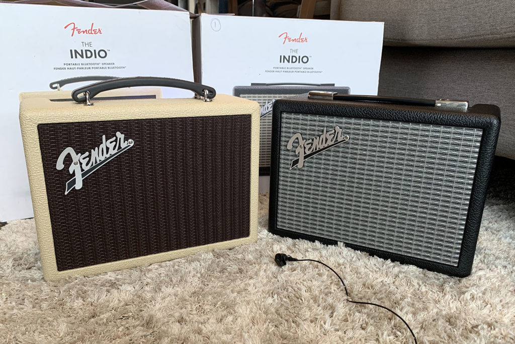 Fender Indio Bluetooth Speaker Review 2