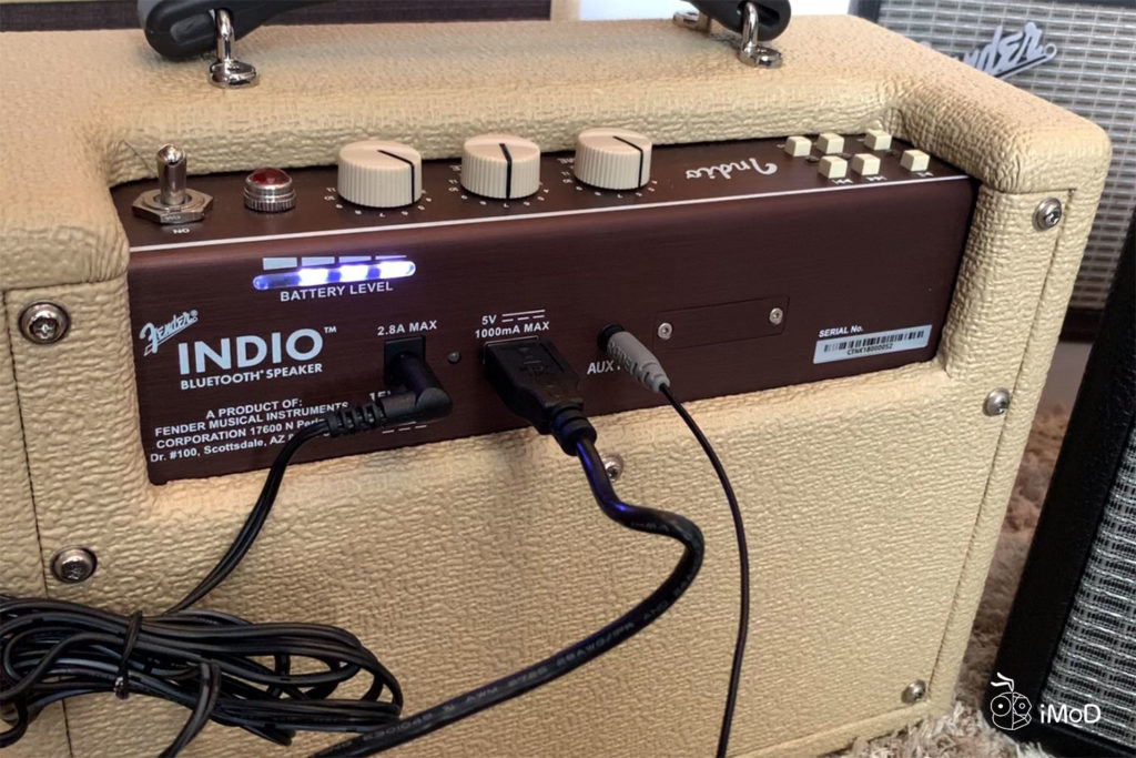 Fender Indio Bluetooth Speaker Review 21