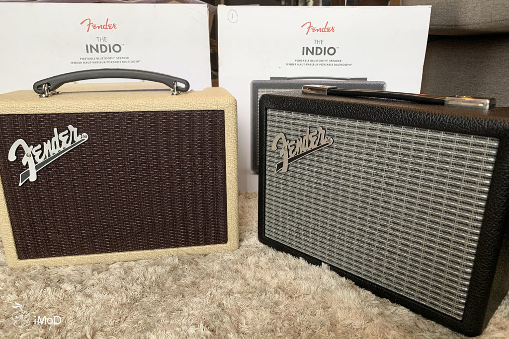 Fender Indio Bluetooth Speaker Review 22