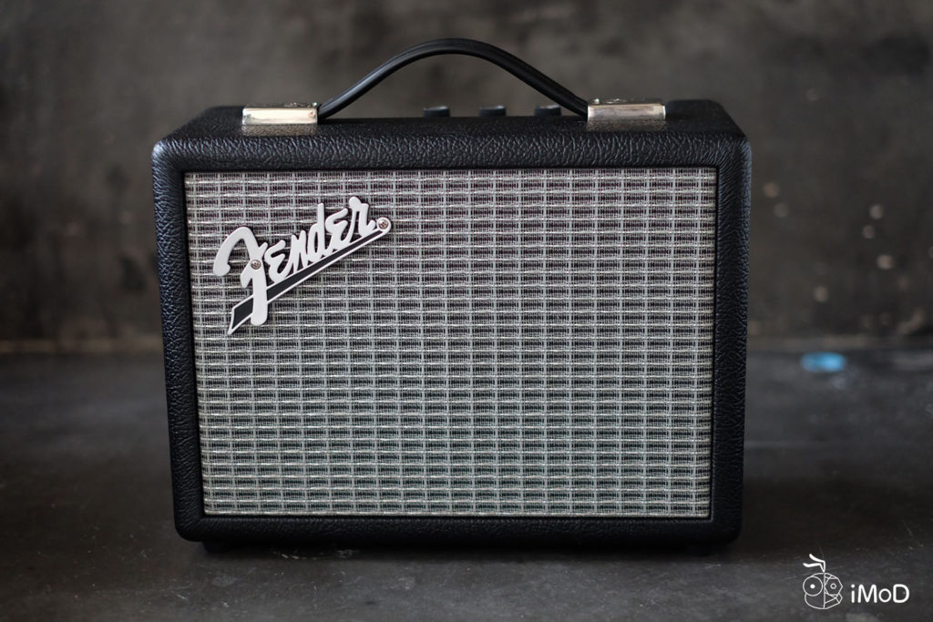 Fender Indio Bluetooth Speaker Review 3