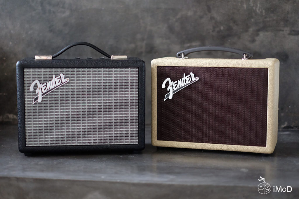 Fender Indio Bluetooth Speaker Review 4