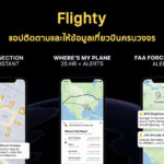 Flighty New App For Tracking Airplan Flight
