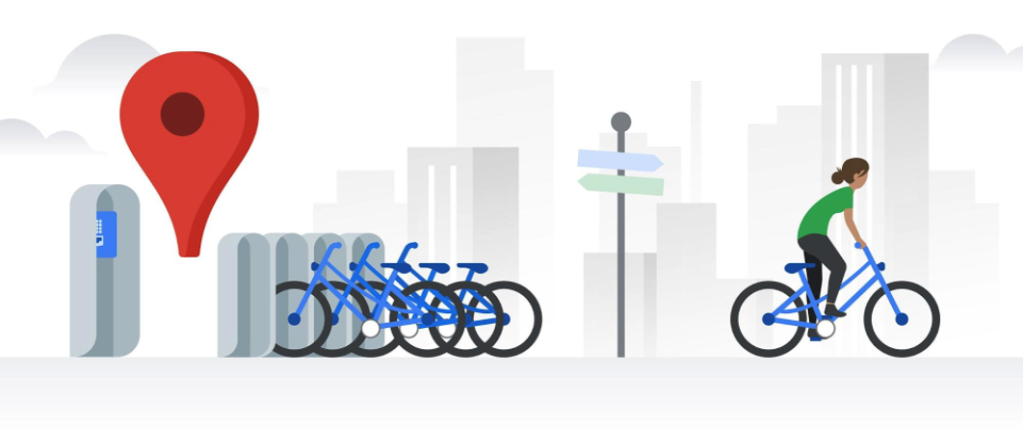 Google Maps Can Show Bike Sharing Station And Balance 2