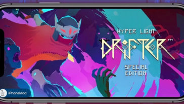 Hyper Light Drifter Release Ios