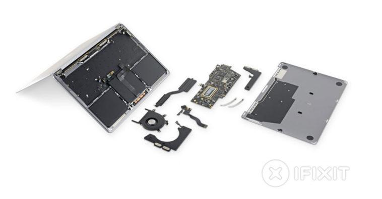 Ifixit Teardown Macbook Pro 13 Inch 2019