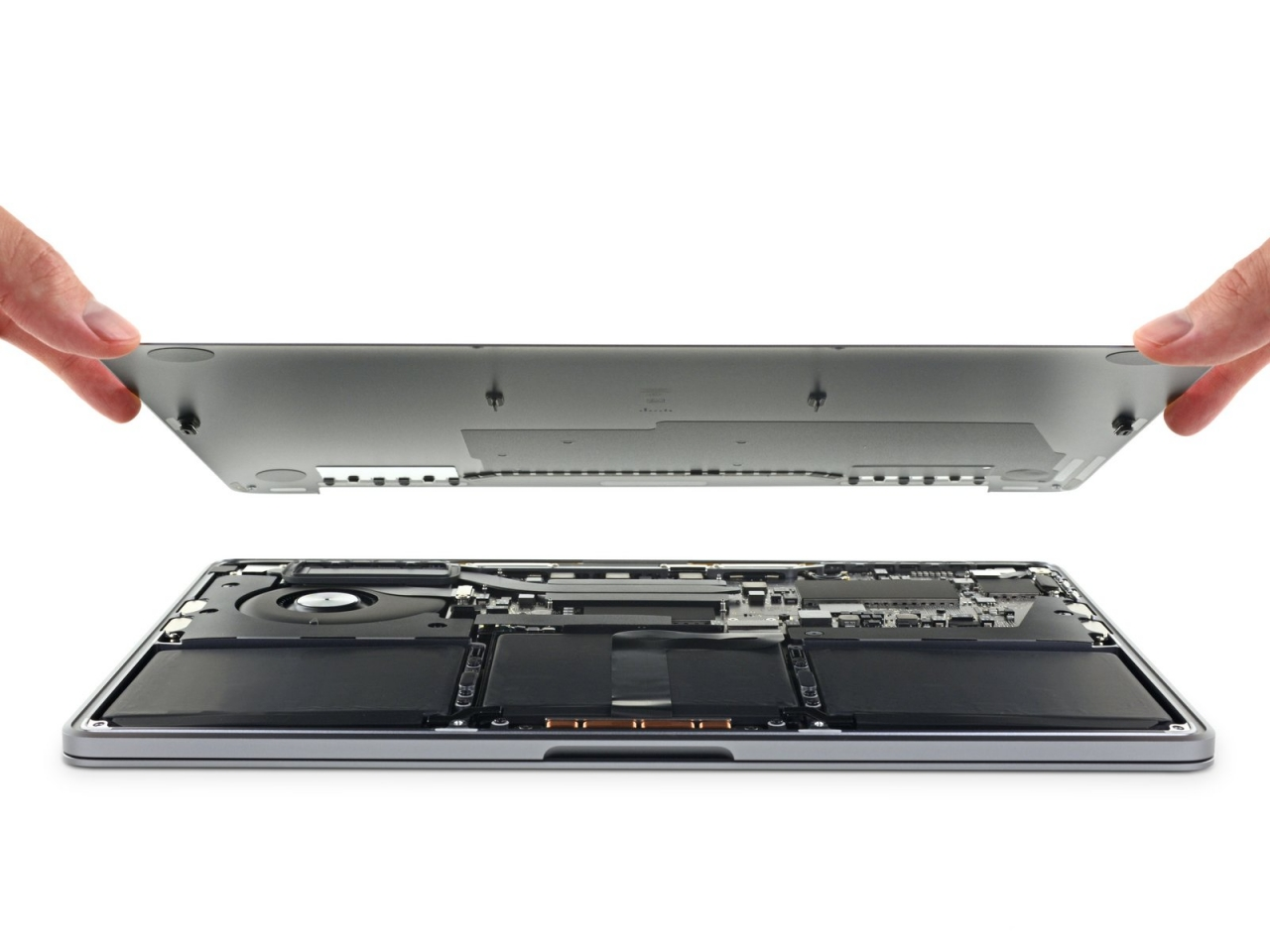 Ifixit Teardown Macbook Pro 13 Inch 2019 Img 1