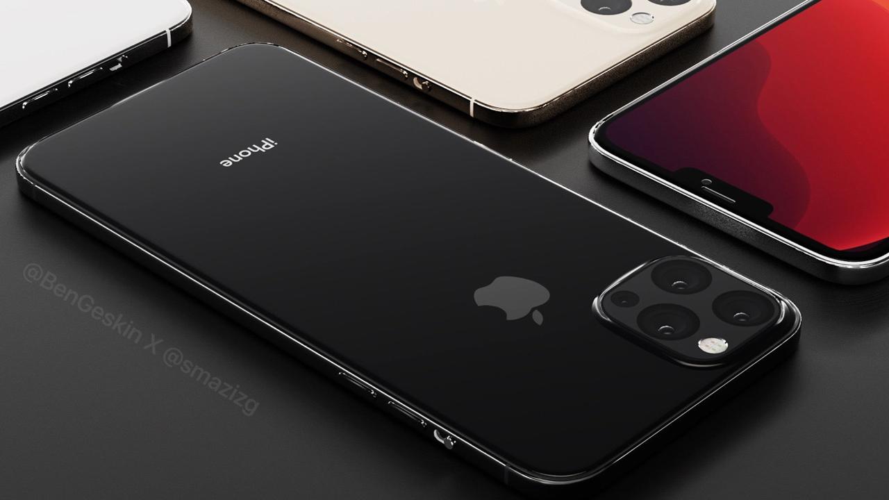 Iphone 2020 Renders Ben Geskin