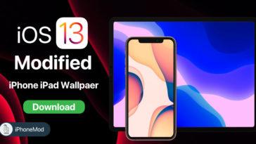 Iphone Ipad Wallpaper Ios 13 Modified