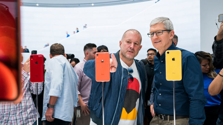 Ive Tim Cook