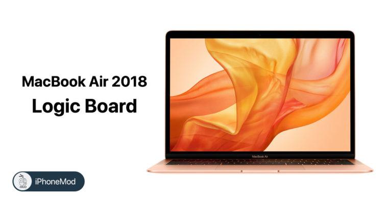 Macbook Air 2018 Logic Board Issue Free Repairs