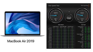Macbook Air 2019 Ssd Slower 35 Percent 2018 Model