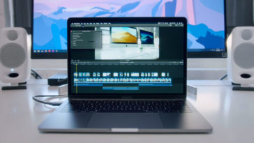 Macbook Pro 13 Inch 2019 Preformance Realworld Test By Jonathan