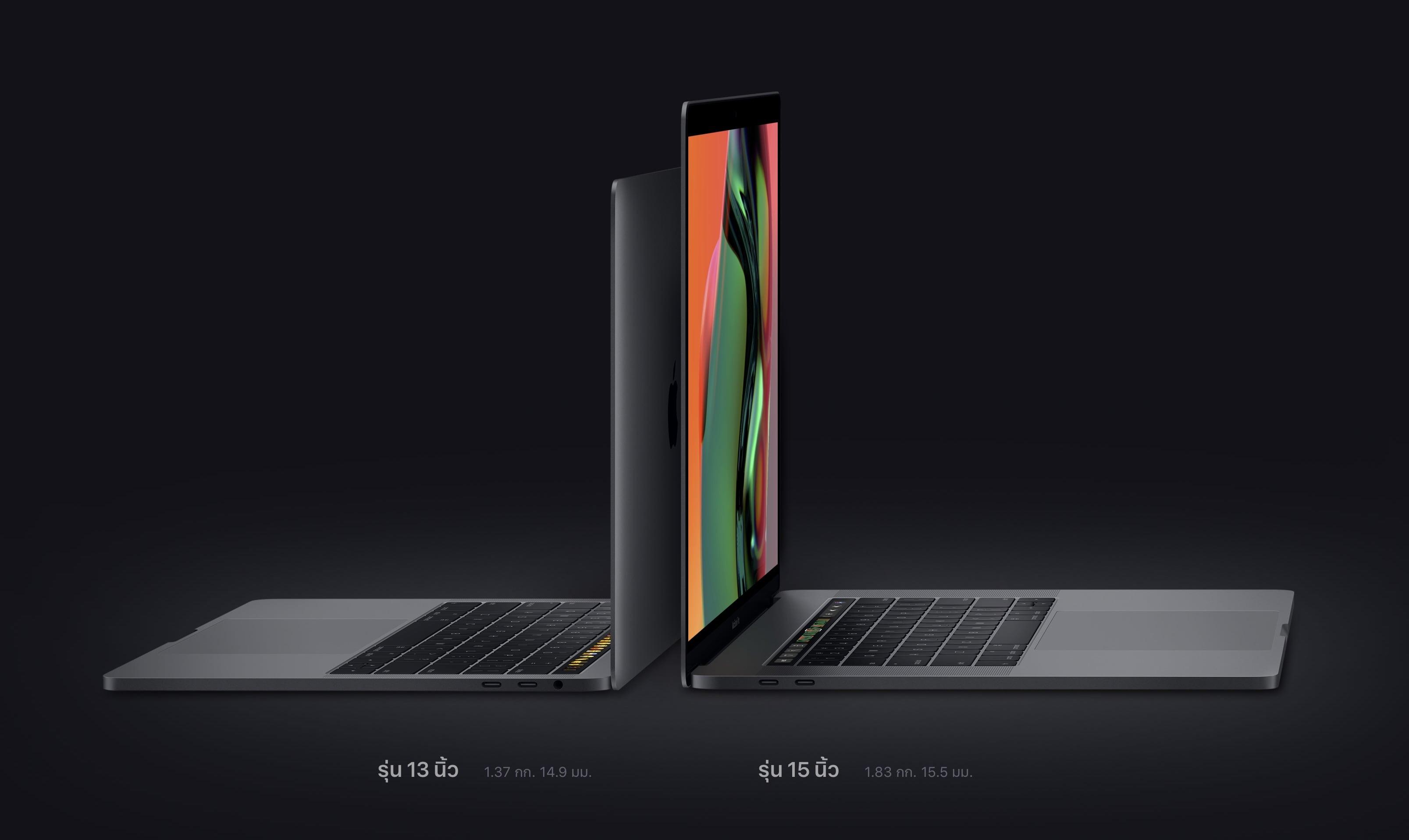 Macbook Pro 13 Vs Macbook Pro 15