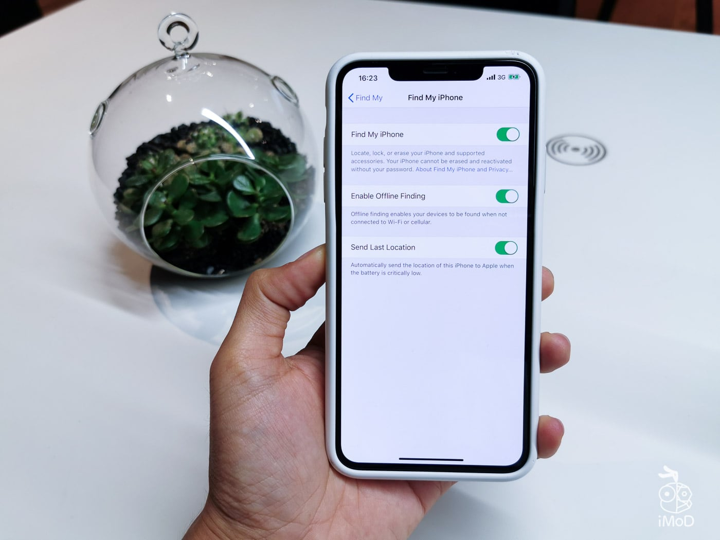 Offline Finding Ios13 Preview 162207
