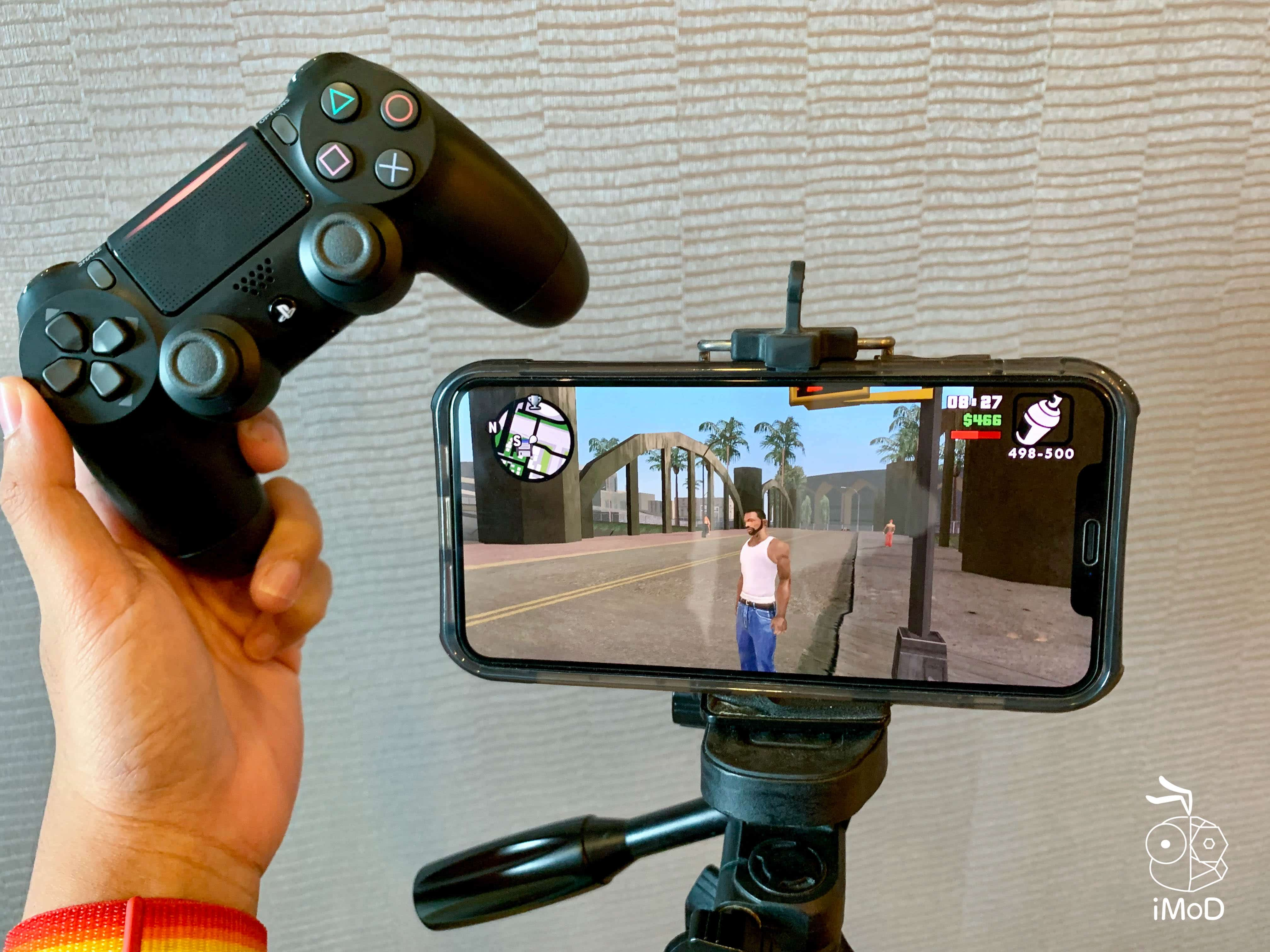 Ps4 Controller With Iphone Ios 13 Beta Preview 11