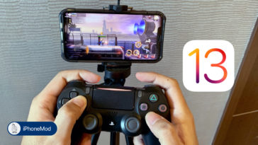 Ps4 Controller With Iphone Ios 13 Beta Preview