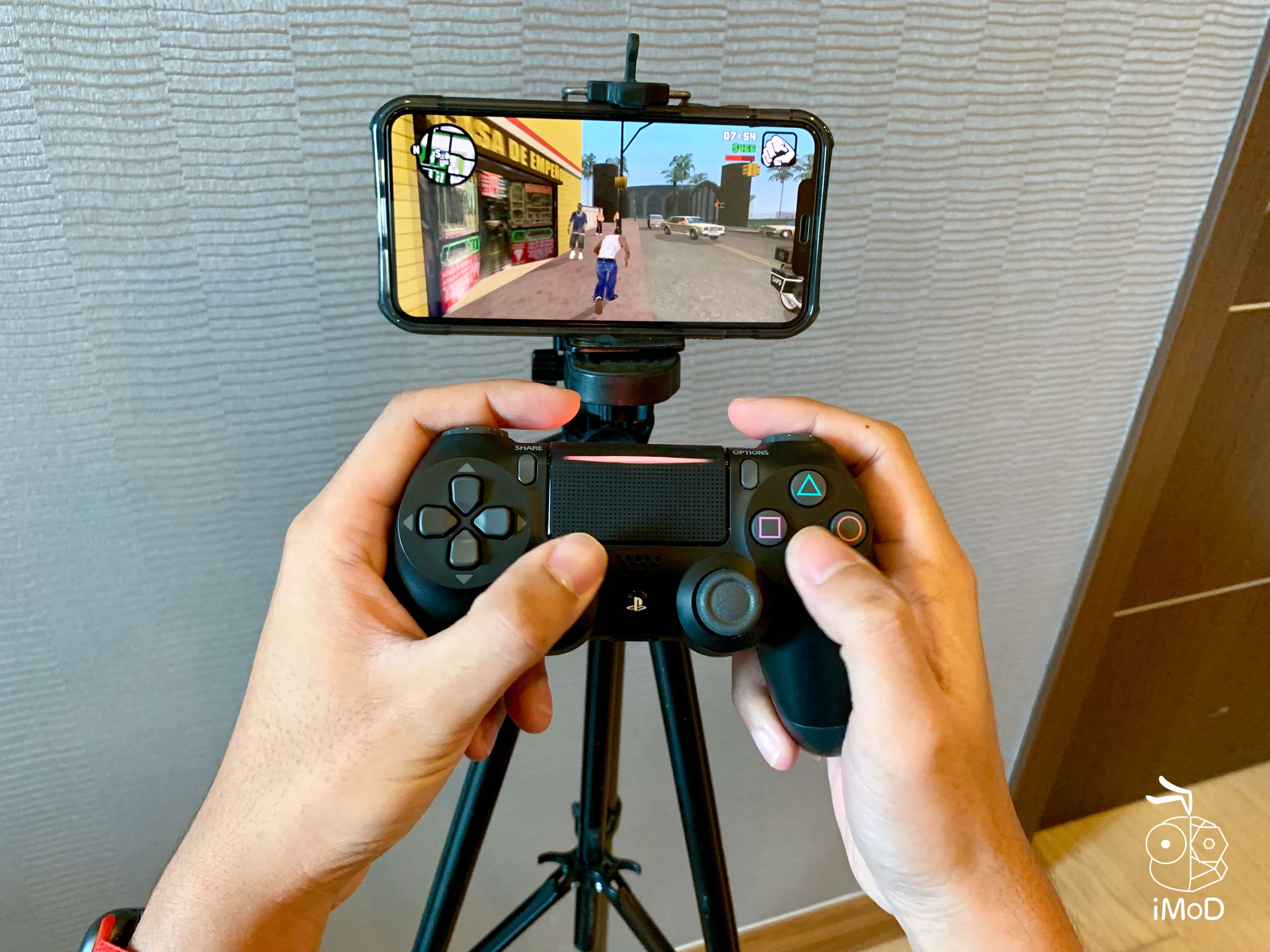 Ps4 Controller With Iphone Ios 13 Beta Preview 8