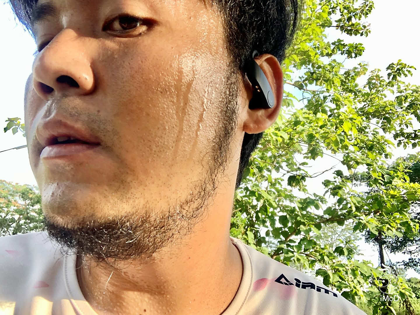 Running Experience With Powerbeats Pro 023