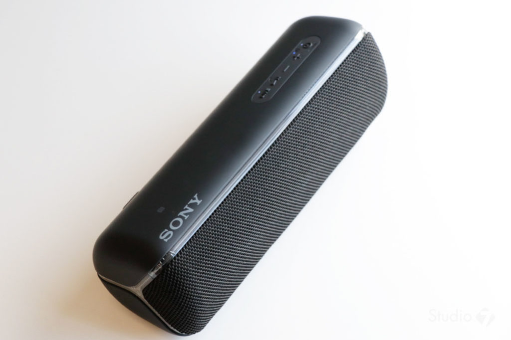 Sony Extra Bass Bluetooth Speaker Review 3
