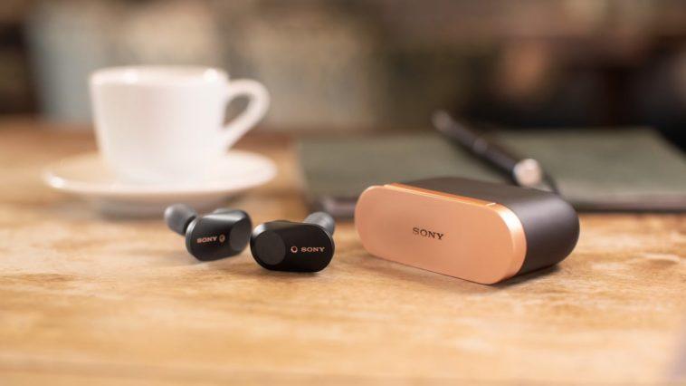 Sony Wf 1000xme True Wireless Earpods 4