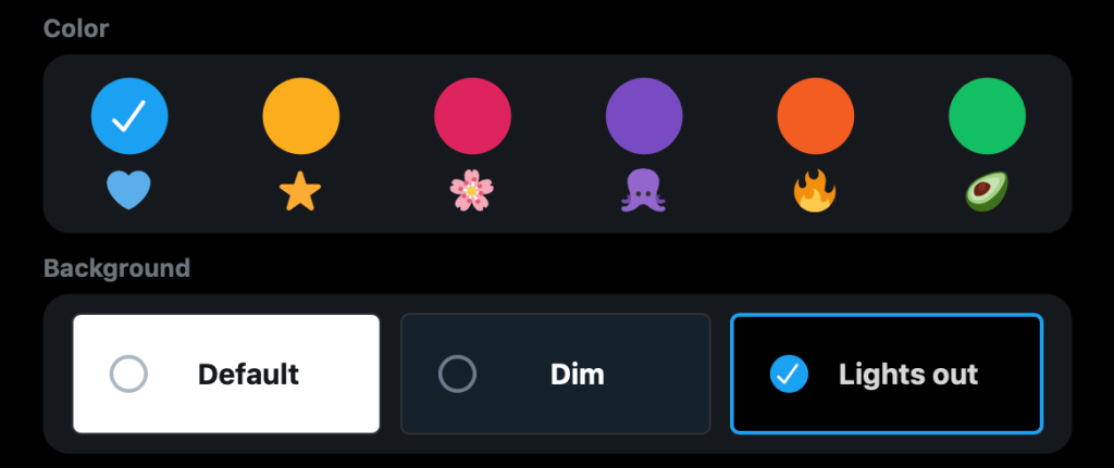 Twitter For Desktop Redesign Dark Mode 3