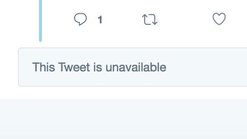 Twitter Plan Add Reason This Tweet Is Unavailable 1