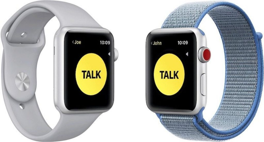 Walkie Talkie Fixed Update To Watchos 5 3 1