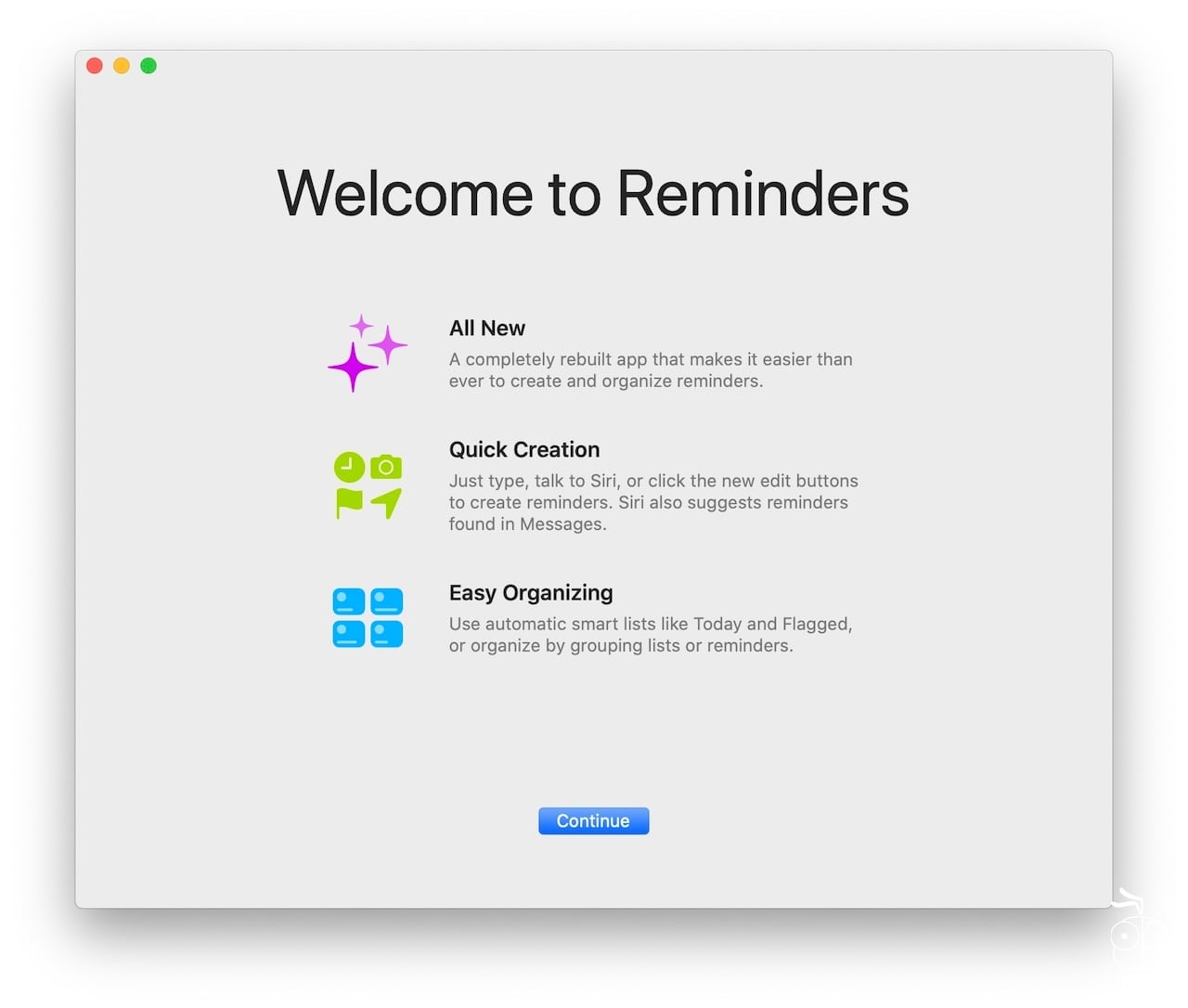 What News In Macos Catalina 1